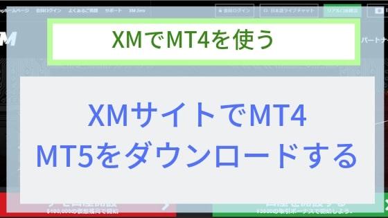 海外FX人気1位業者のXM